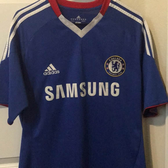 new style a64b6 c1f4b Chelsea Football Club Jersey